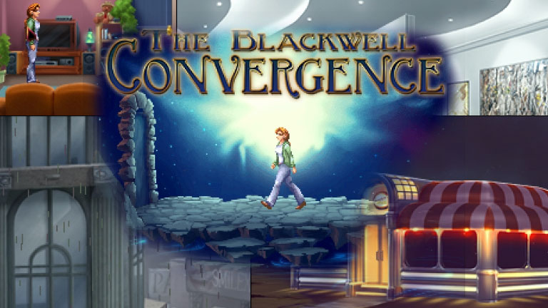 Detailed walkthroughs for the game Blackwell Convergence including videos, write-up, screenshots, and Steam Achievements Guide.