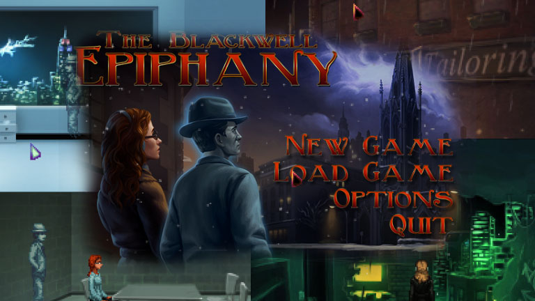 Detailed walkthrough for the game Blackwell Epiphany including video, write-ups, screenshots, and Steam Achievements Guide.