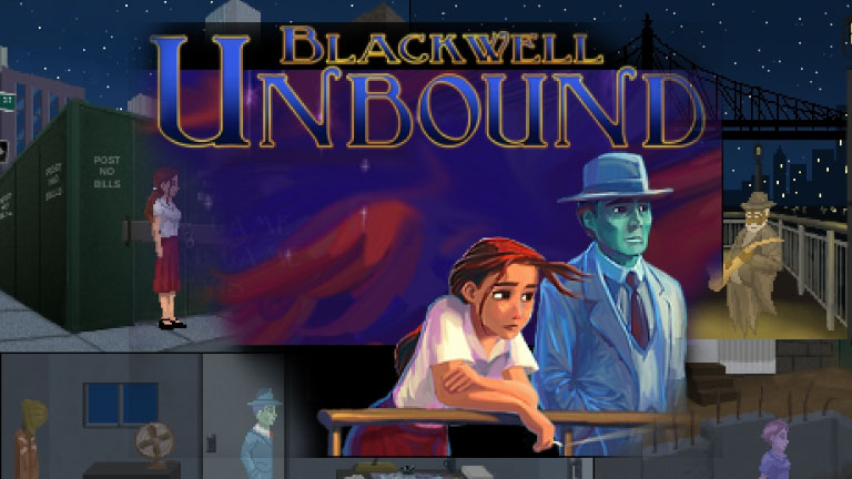Detailed walkthroughs for the game Blackwell Unbound including video, screenshots, write-ups and Steam Achievements Guide.